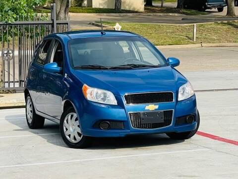 2010 Chevrolet Aveo for sale at Texas Drive Auto in Dallas TX