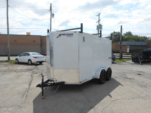 2021 Homesteader Intrepid 6x12 for sale at Jerry Moody Auto Mart - Trailers in Jeffersontown KY