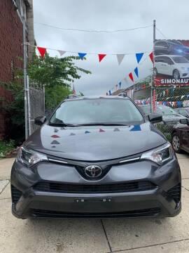 2018 Toyota RAV4 for sale at Simon Auto Group in Newark NJ