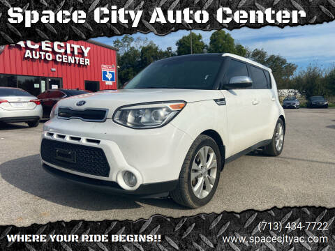 2016 Kia Soul for sale at Space City Auto Center in Houston TX
