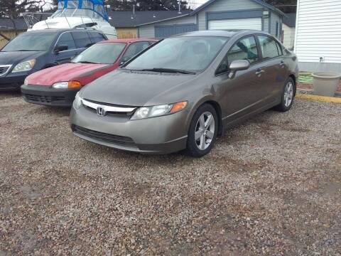 2006 Honda Civic for sale at DK Super Cars in Cheyenne WY