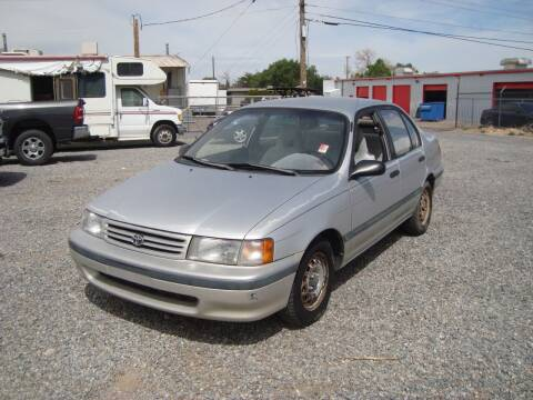 1991 Toyota Tercel for sale at One Community Auto LLC in Albuquerque NM