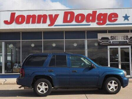 2006 Chevrolet TrailBlazer for sale at Jonny Dodge Chrysler Jeep in Neligh NE
