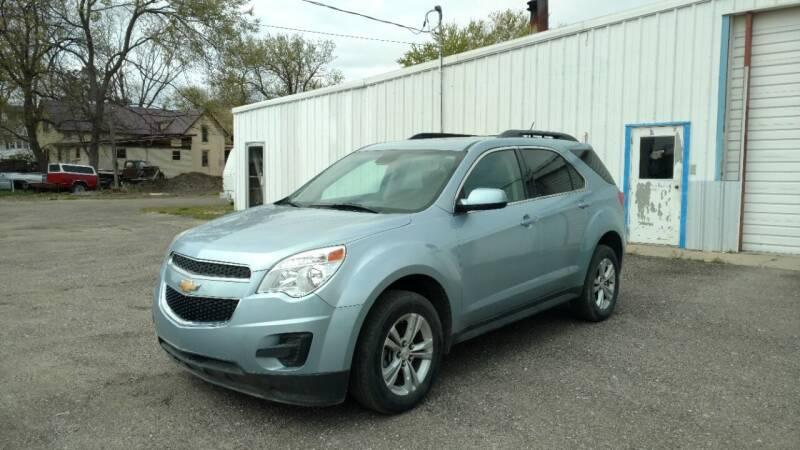 2014 Chevrolet Equinox for sale at Lee Chevrolet in Frankfort KS