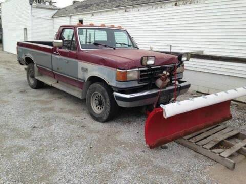 1991 Ford F-250 for sale at Wayne Johnson Private Collection in Shenandoah IA