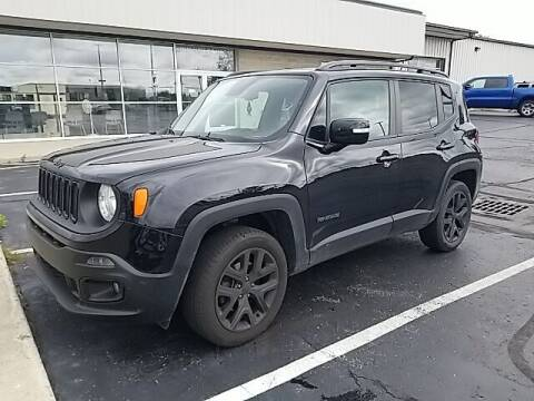 2017 Jeep Renegade for sale at MIG Chrysler Dodge Jeep Ram in Bellefontaine OH