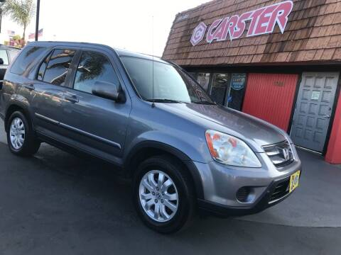 2005 Honda CR-V for sale at CARSTER in Huntington Beach CA