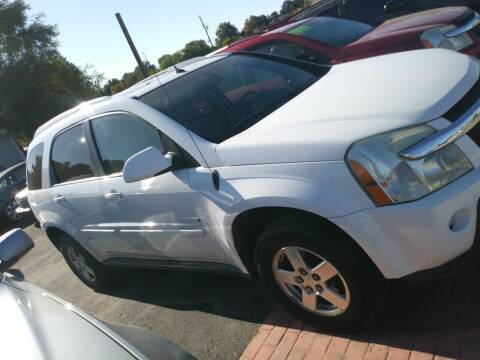 2006 Chevrolet Equinox for sale at Marvelous Motors in Garden City ID