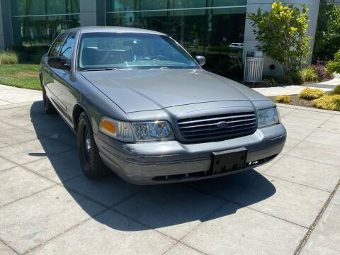 1999 Ford Crown Victoria for sale at Top Motors in San Jose CA