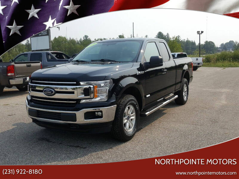 2018 Ford F-150 for sale at Northpointe Motors in Kalkaska MI