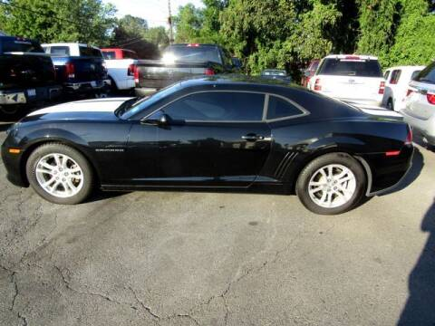 2014 Chevrolet Camaro for sale at American Auto Group Now in Maple Shade NJ