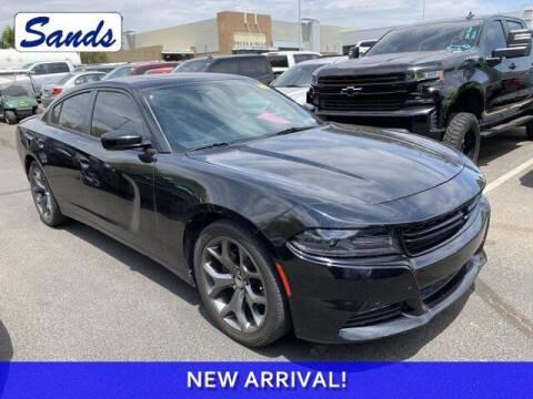 2015 Dodge Charger for sale at Sands Chevrolet in Surprise AZ