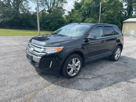 2013 Ford Edge for sale at Jackie's Car Shop in Emigsville PA