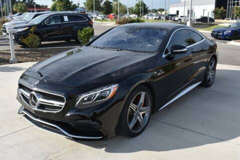 2017 Mercedes-Benz S-Class for sale at PHIL SMITH AUTOMOTIVE GROUP - MERCEDES BENZ OF FAYETTEVILLE in Fayetteville NC