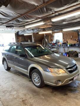 2008 Subaru Outback for sale at Lavictoire Auto Sales in West Rutland VT
