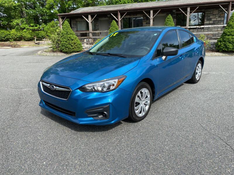 2017 Subaru Impreza for sale at Highland Auto Sales in Boone NC