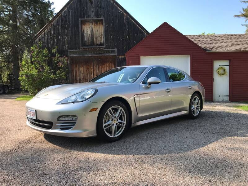 2011 Porsche Panamera for sale at J.W.P. Sales in Worcester MA