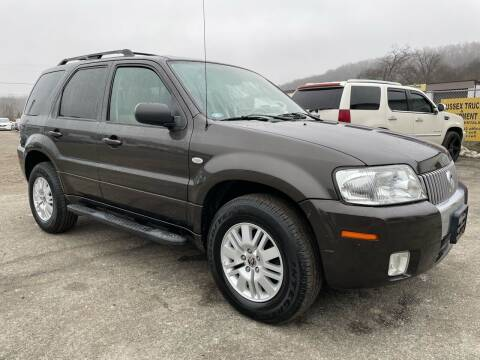 2005 Mercury Mariner for sale at Ron Motor Inc. in Wantage NJ