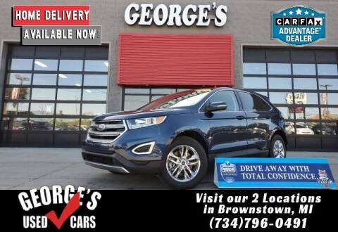 2017 Ford Edge for sale at George's Used Cars - Pennsylvania & Allen in Brownstown MI