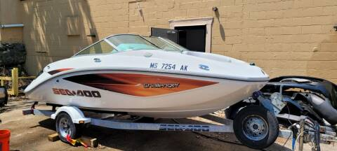 2006 Sea-Doo CHALLENGER 180 for sale at Porcelli Auto Sales in West Warwick RI