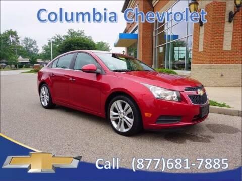 2011 Chevrolet Cruze for sale at COLUMBIA CHEVROLET in Cincinnati OH