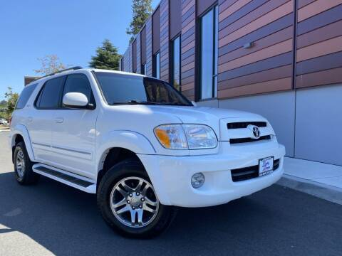 2007 Toyota Sequoia for sale at DAILY DEALS AUTO SALES in Seattle WA