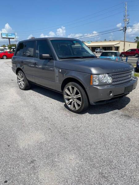2008 Land Rover Range Rover for sale at Lucky Motors in Panama City FL