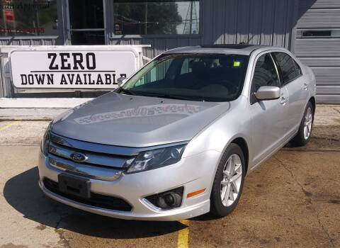 2011 Ford Fusion for sale at Wicked Motorsports in Muskegon MI