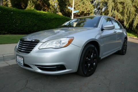 2012 Chrysler 200 for sale at Altadena Auto Center in Altadena CA