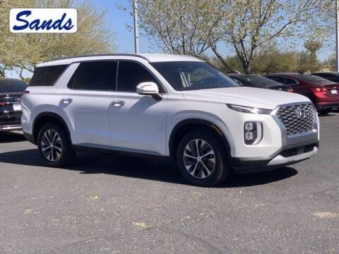 2020 Hyundai Palisade for sale at Sands Chevrolet in Surprise AZ