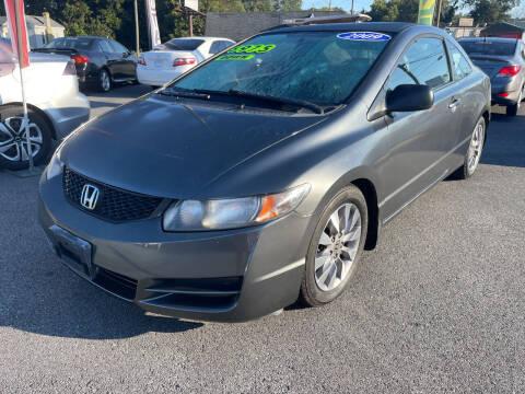 2009 Honda Civic for sale at Cars for Less in Phenix City AL