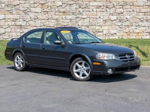2003 Nissan Maxima for sale at Car Hunters LLC in Mount Juliet TN
