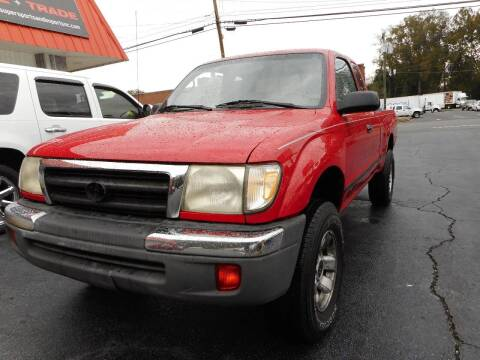 2000 Toyota Tacoma for sale at Super Sports & Imports in Jonesville NC