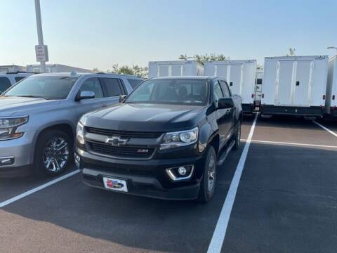 2019 Chevrolet Colorado for sale at Karl Pre-Owned in Glidden IA