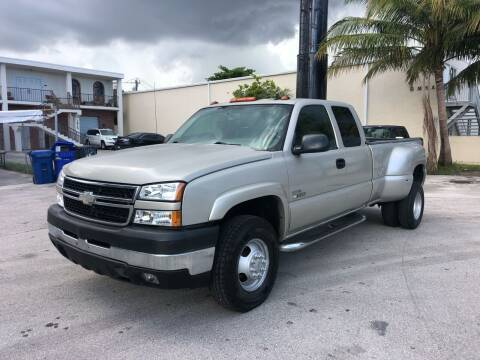 2006 Chevrolet Silverado 3500 for sale at Florida Cool Cars in Fort Lauderdale FL