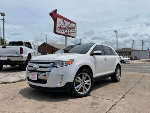 2013 Ford Edge for sale at Southwest Car Sales in Oklahoma City OK
