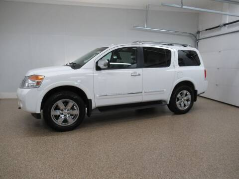 2012 Nissan Armada for sale at HTS Auto Sales in Hudsonville MI