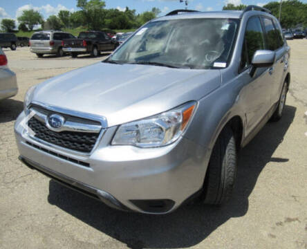 2015 Subaru Forester for sale at 9-5 AUTO in Topeka KS