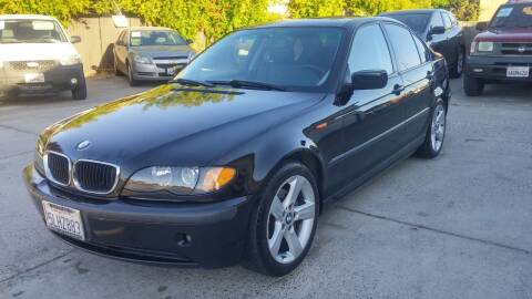 2005 BMW 3 Series for sale at Carspot Auto Sales in Sacramento CA