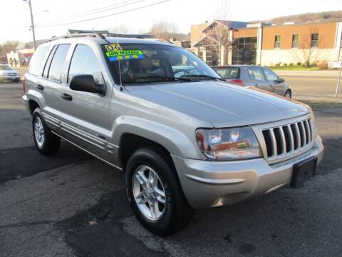 2004 Jeep Grand Cherokee for sale at Car Depot Auto Sales in Binghamton NY