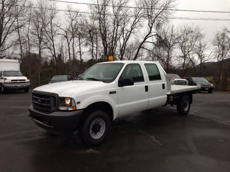 2002 Ford F-250 Super Duty for sale at AFFORDABLE AUTO SVC & SALES in Bath NY