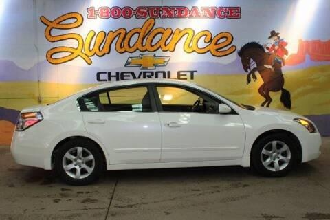 2009 Nissan Altima for sale at Sundance Chevrolet in Grand Ledge MI