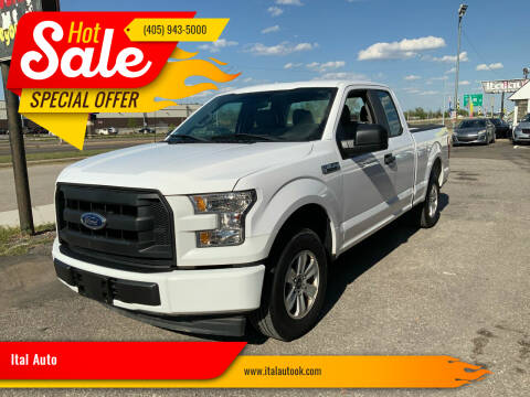 2017 Ford F-150 for sale at Ital Auto in Oklahoma City OK