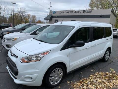2017 Ford Transit Connect Wagon for sale at Lighthouse Auto Sales in Holland MI