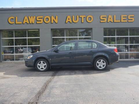 2008 Chevrolet Cobalt for sale at Clawson Auto Sales in Clawson MI