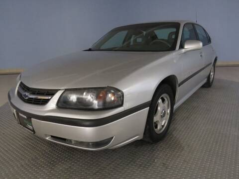 2002 Chevrolet Impala for sale at Hagan Automotive in Chatham IL