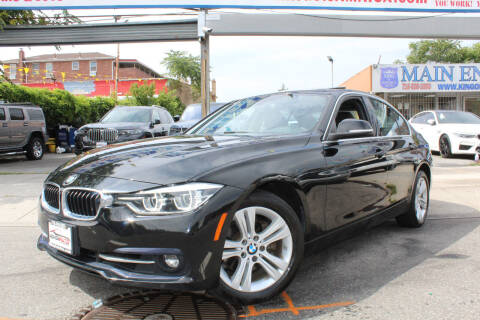2018 BMW 3 Series for sale at MIKEY AUTO INC in Hollis NY