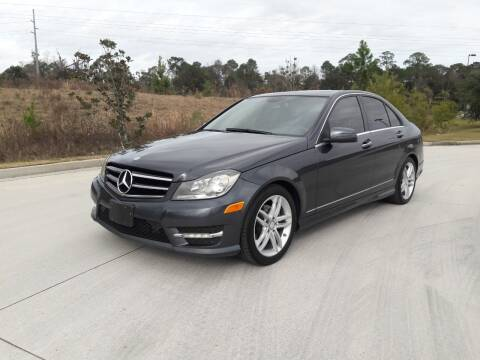 2014 Mercedes-Benz C-Class for sale at Car Shop of Mobile in Mobile AL