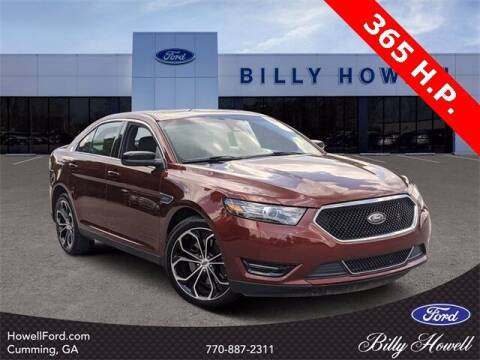 2015 Ford Taurus for sale at BILLY HOWELL FORD LINCOLN in Cumming GA
