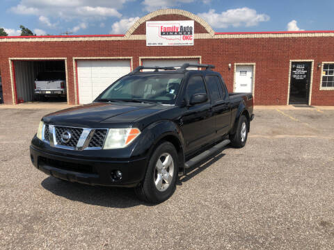 2008 Nissan Frontier for sale at Family Auto Finance OKC LLC in Oklahoma City OK